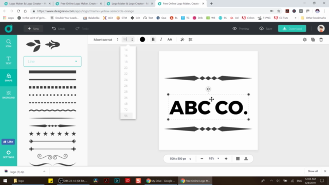 Beginner's Guide To Creating Basic Logos With Free Software