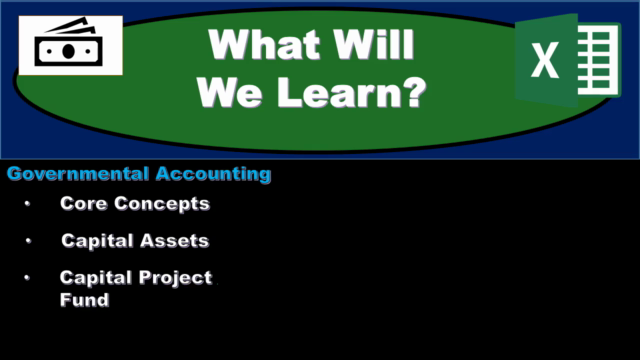 Governmental Accounting 200 Capital Projects & Debt Service