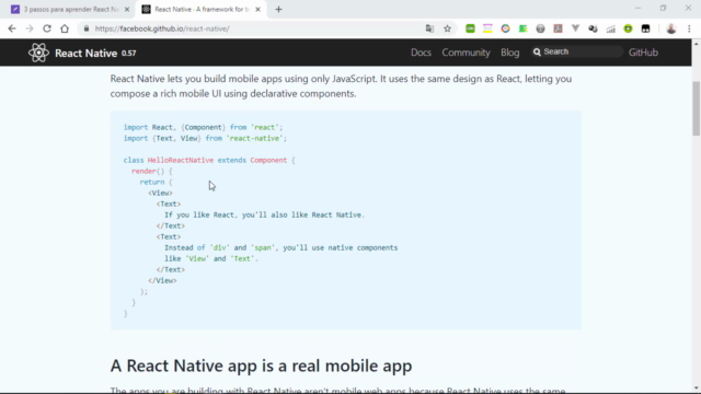 React Native - Essencial