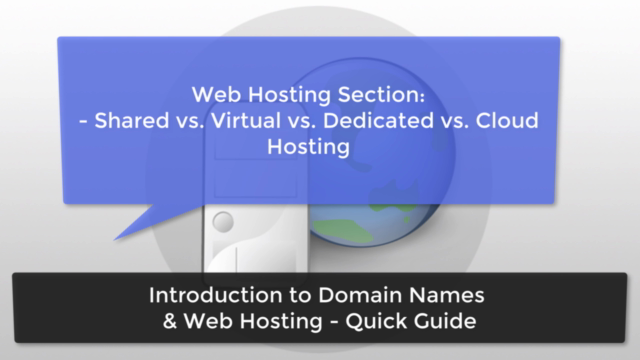 Introduction to Domain Names and Web Hosting - Quick Guide