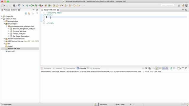 Master XPath and CSS Selectors for Selenium WebDriver