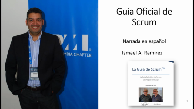 [2020] Guia Oficial de Scrum Narrada en español