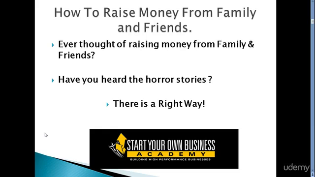 Startup Finance: How To Approach Family And Friends For Help