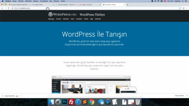 90 Dakikada Wordpress Eğitimi