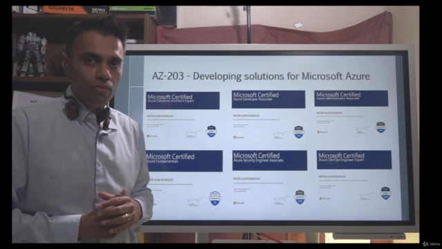 AZ-204 - Developing Solutions for Azure - UPDATED 2020