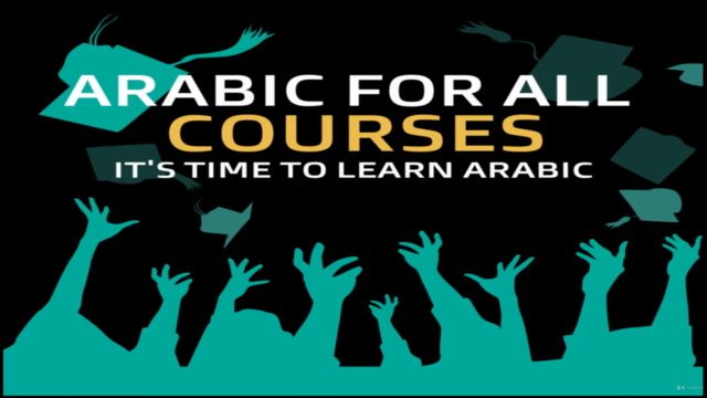 Learn Arabic letters+Vocabularies
