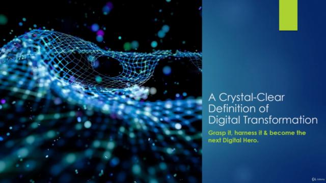 A Crystal-Clear Definition of Digital Transformation
