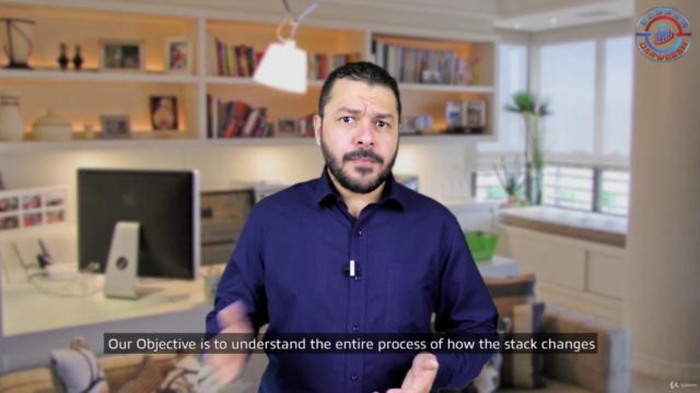 Ethical Hacking, Penetration Testing: Debugging Stack Frames