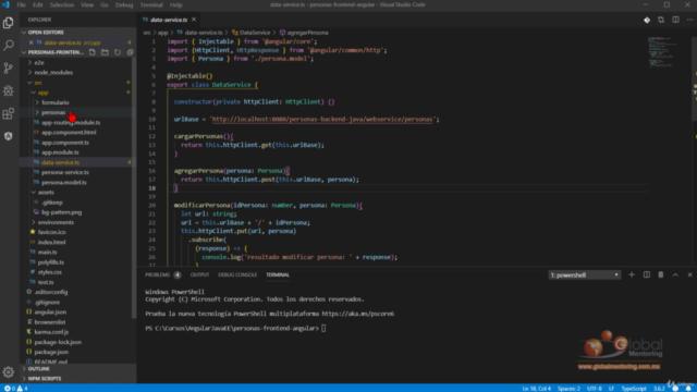 Angular y Java EE - Conviértete en Java Full Stack Developer
