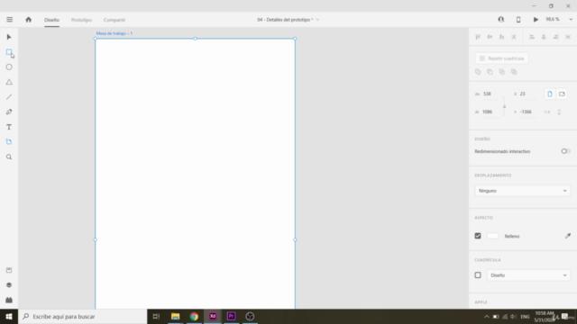 Curso profesional de Adobe XD: ¡De cero a Experto!