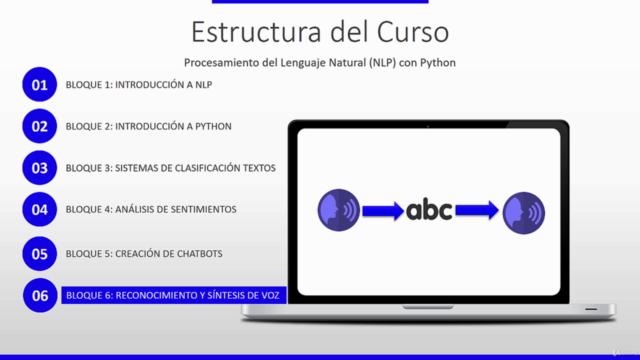 Procesamiento del Lenguaje Natural con Python (NLP) [2021]