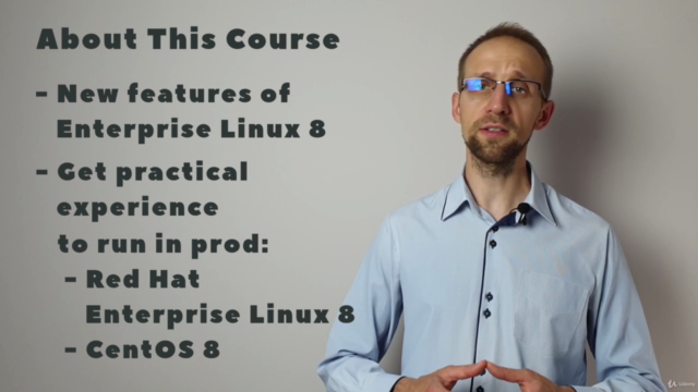 Red Hat Enterprise Linux 8 / CentOS 8 In Action