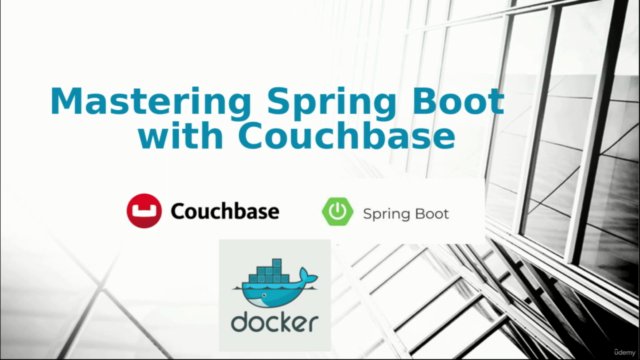 Mastering  SpringBoot with Couchbase