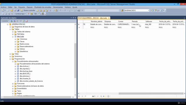 Creador de Licencias para Software en C#