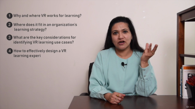 The 'Reality' course for Designing VR Learning Experiences