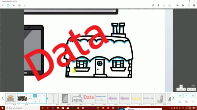 Whiteboard Animation With Video Scribe A to Z