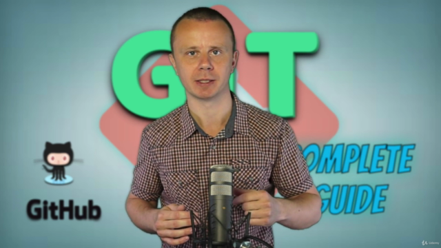 Complete Git Guide: Understand and master Git and GitHub