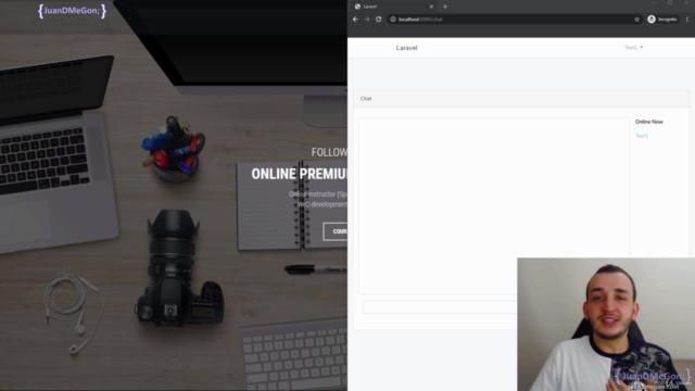 Tiempo real y Laravel: Múltiples apps realtime con Laravel