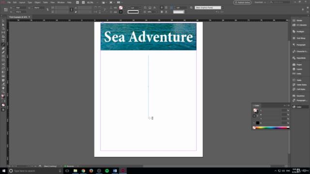 InDesign 2021 - Diseño Gráfico con Adobe InDesign CC