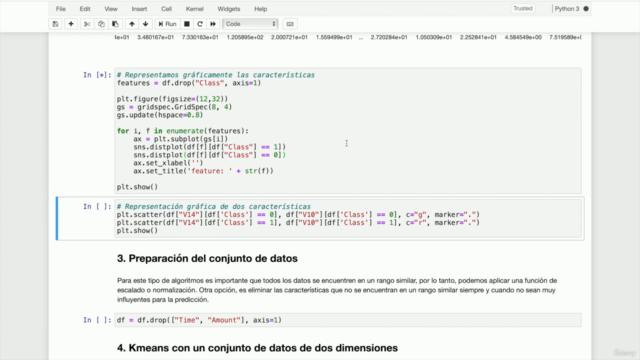 Machine Learning y Data Science: Curso Completo con Python 3