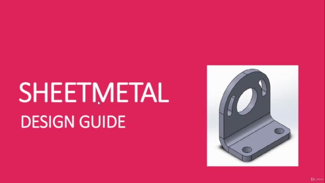 Mechanical Engineering  Sheetmetal design