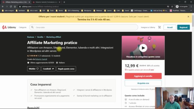 Affiliate Marketing pratico