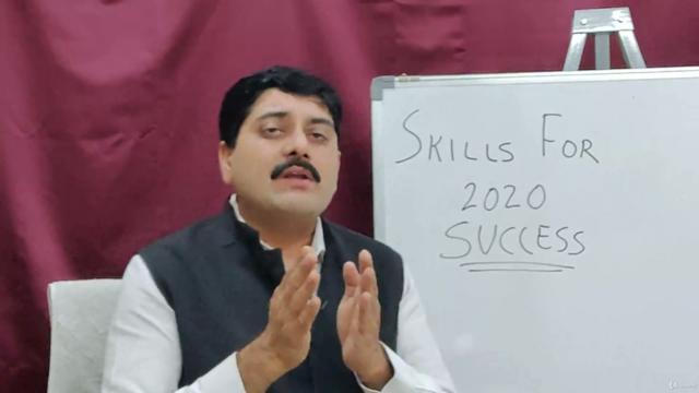 Skills for 2020 Success