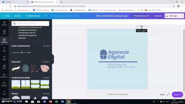 Curso de Canva 2021, ¡Desde Cero Hasta Experto!