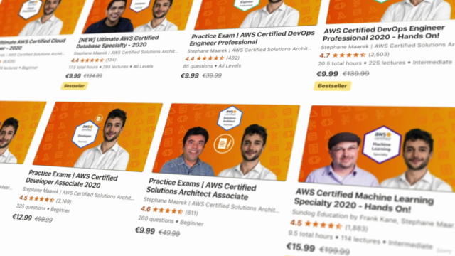 Ultimate AWS Certified Solutions Architect Professional 2021