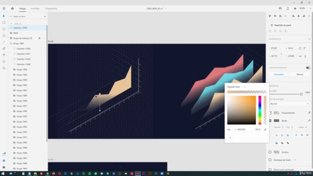 Curso de Adobe XD ANIMAÇÕES TOP - UI UX Design Profissional