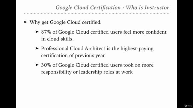 Google Cloud Certification : Associate Cloud Engineer 2020