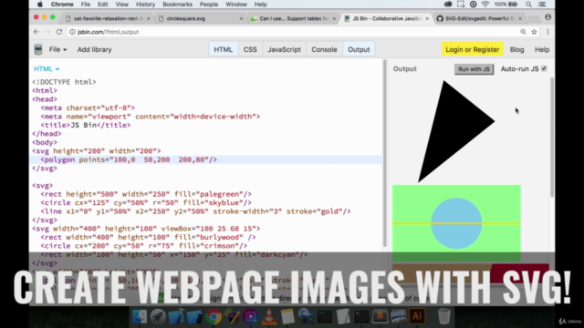 Create Artistic Apps with Python and SVG!