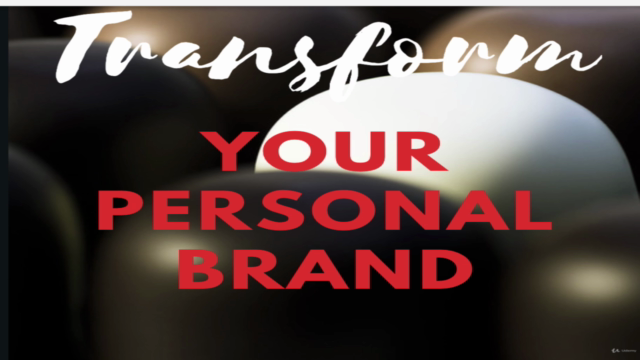 Transform Your Personal Brand