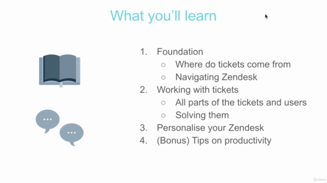 Zendesk for Customer Service Agents Training Course