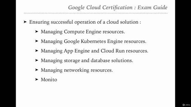 Google Cloud Platform Fundamentals: Core Infrastructure