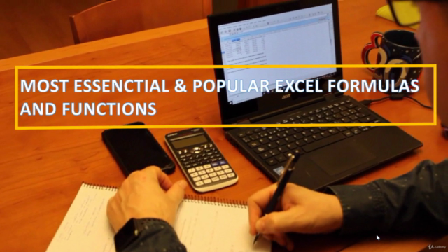 Most Essential & Popular Excel Formulas And Functions - 2021
