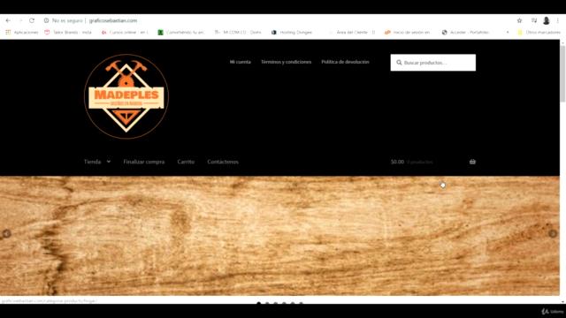 Crea Sistemas E-Commerce con WordPress y WooCommerce