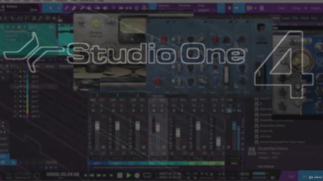 Studio One Pro Dersleri  (A' dan Z' ye, Ayrıntılı)