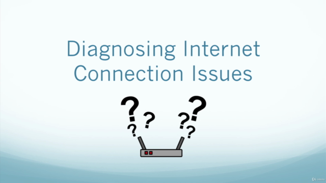 Diagnosing Internet Connection Issues