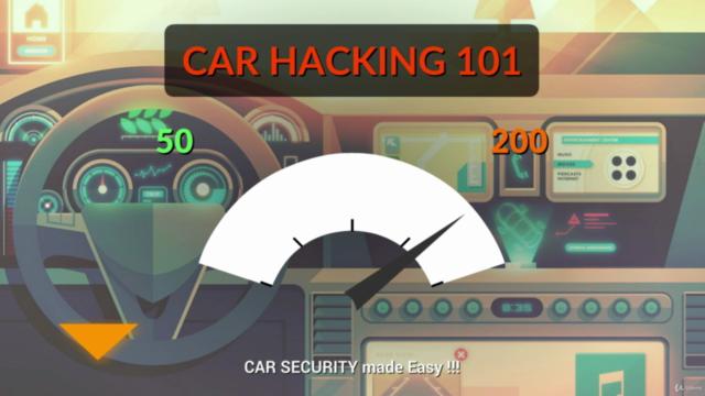 CAR HACKING 101