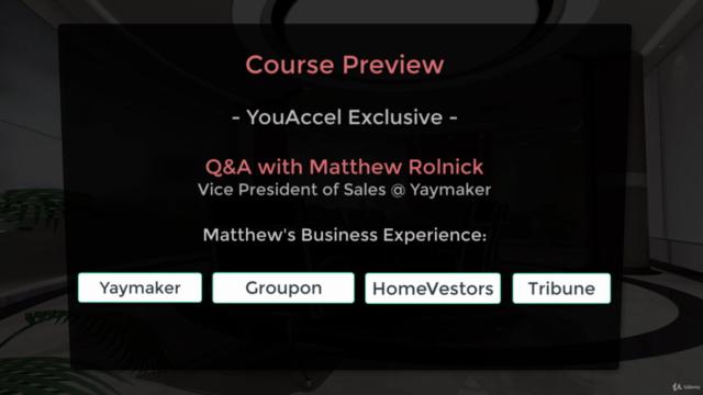 Entrepreneurship - Ft. Matthew Rolnick of Yaymaker, Groupon