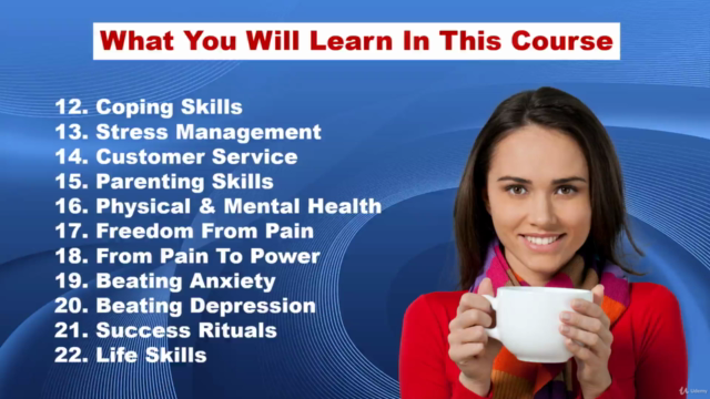 The Complete Personal Development Course - 22 Courses in 1
