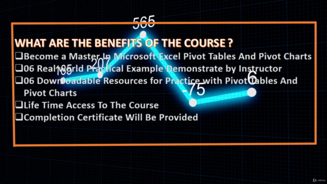 The Complete Microsoft Excel Pivot Tables and Pivot Charts