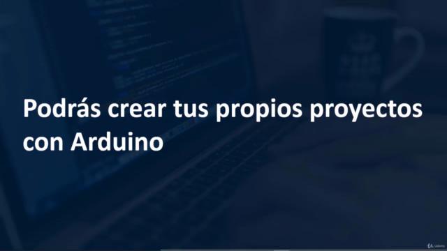 Curso completo de Arduino desde Cero, Electrónica + 15 Projs