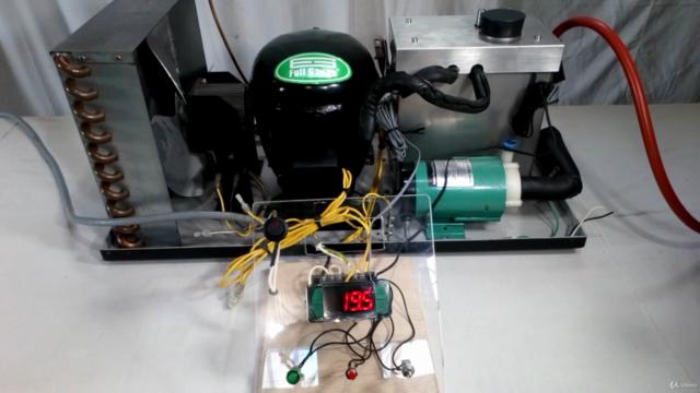Automatización y Control en Refrigeración