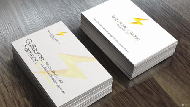 ILLUSTRATOR | Pack Essentiel Business - Vos supports de com'