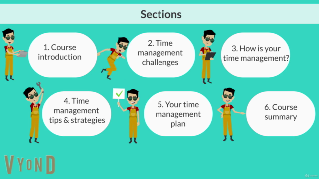 Time management for life: how to take control of your time