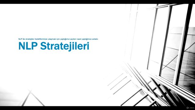 NLP Stratejileri (Ayrıntılı Anlatım)