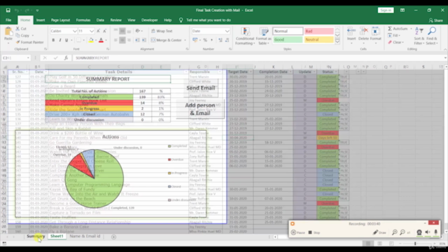 Learn Excel from beginner to advance with Example