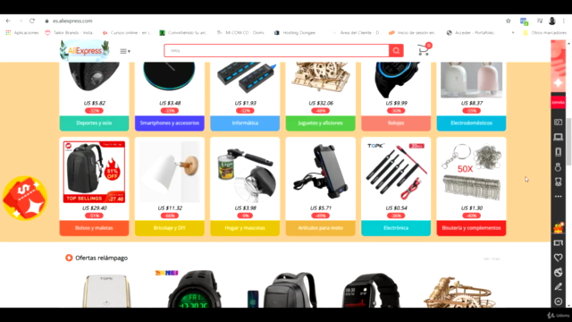 Crea tu tienda Online Dropshipping con Wordpress-AliExpress
